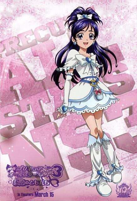 Toei Animation, Futari wa Precure, Precure 10th Anniversary Official Book, Cure White