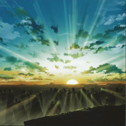Sunrise (Studio), Tengen Toppa Gurren-Lagann, Album Cover