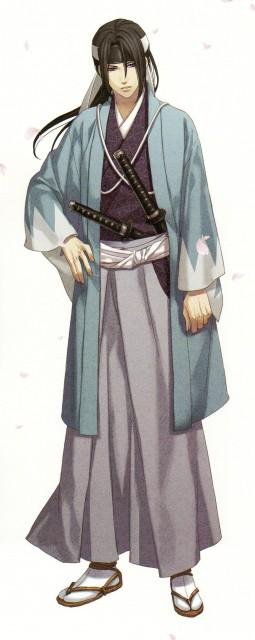 Yone Kazuki, Idea Factory, Studio DEEN, Hakuouki Shinsengumi Kitan, Toshizou Hijikata (Hakuouki)