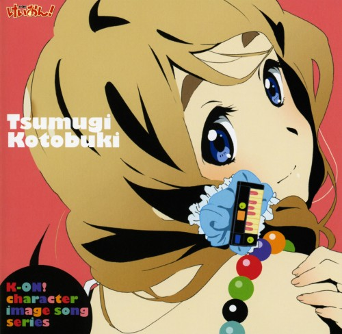 Kakifly, Kyoto Animation, K-On!, Tsumugi Kotobuki, Album Cover
