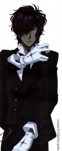 TMS Entertainment, D Gray-Man, Tyki Mikk