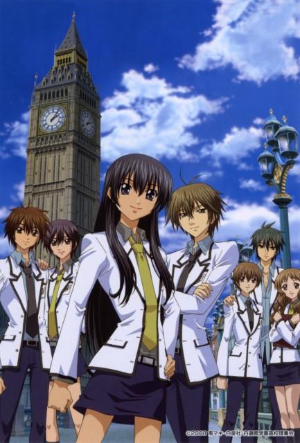 Anime International Company, Gonzo, Special A, Tadashi Karino, Kei Takishima