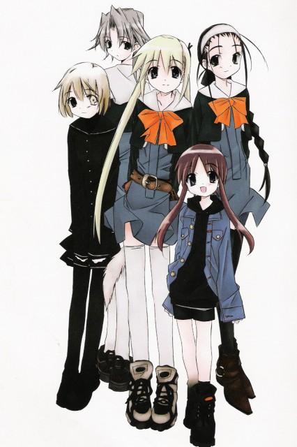 Renga, Brafman Over Boost, Oriha Hiiragi, Akane Hashimoto