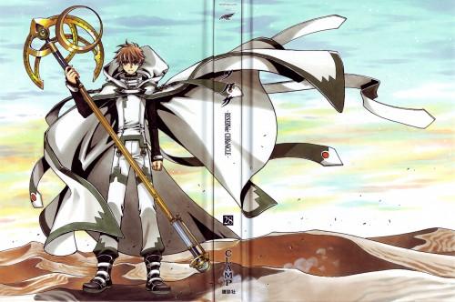 CLAMP, Bee Train, Tsubasa Reservoir Chronicle, Album de Reproductions 2, Syaoran Li