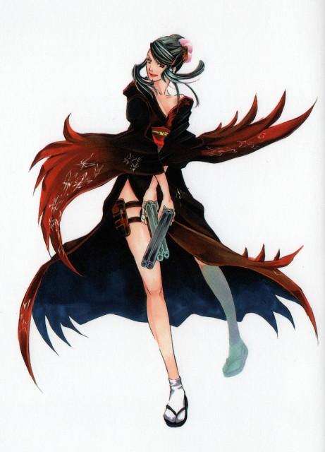 Kairi Shimotsuki, Production I.G, Capcom, Sengoku Basara, Nouhime (Sengoku Basara)