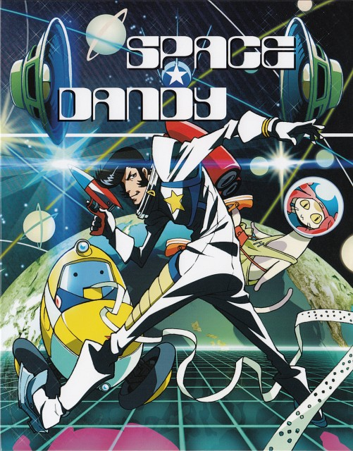 BONES, Space Dandy, Nynyamo, Dandy (Space Dandy), QT