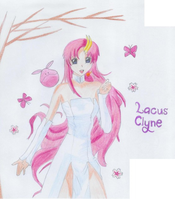 Sunrise (Studio), Mobile Suit Gundam SEED, Lacus Clyne, Haro, Member Art