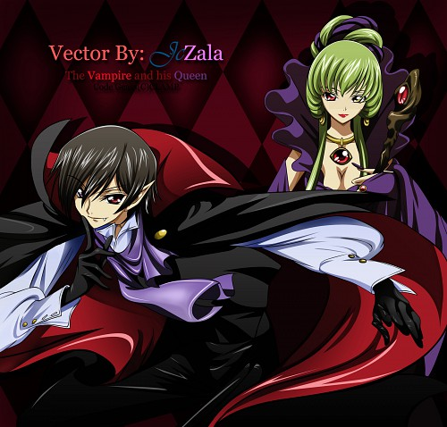 Takahiro Kimura, Sunrise (Studio), Lelouch of the Rebellion, Lelouch Lamperouge, C.C.