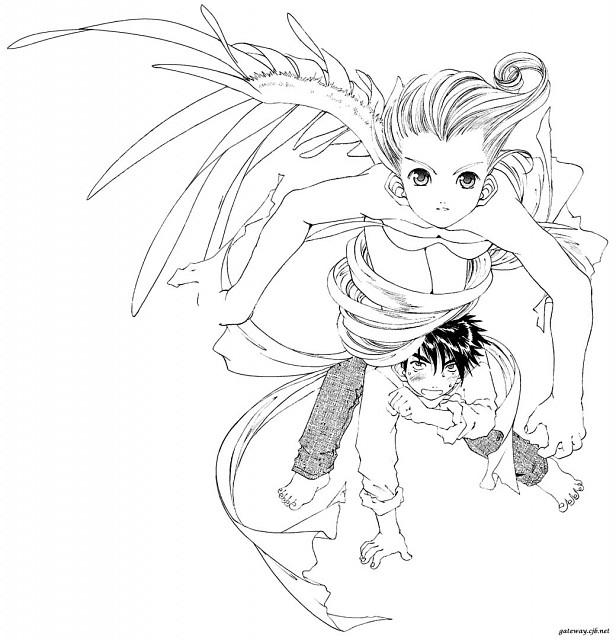 Kousuke Fujishima, Anime International Company, Ah! Megami-sama, Keiichi Morisato, Cool Mint
