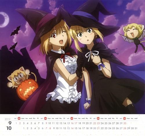 Lerche, TYPE-MOON, Carnival Phantasm, Carnival Phantasm 2012 Calendar, Neco-Arc