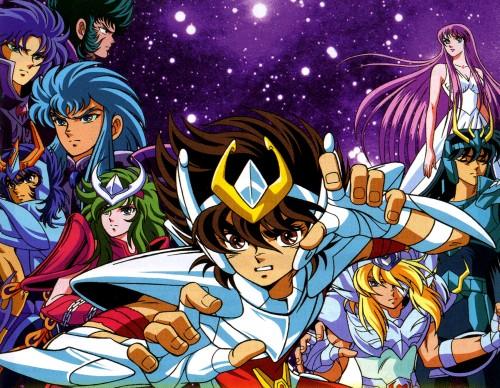 Masami Kurumada, Toei Animation, Saint Seiya, Aquarius Camus, Pegasus Seiya