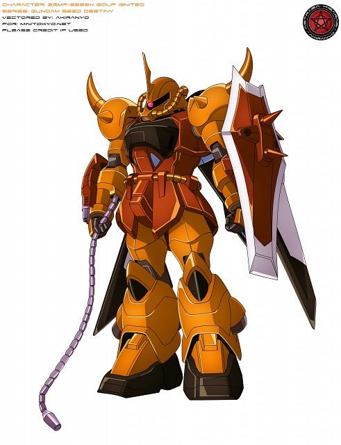Sunrise (Studio), Mobile Suit Gundam SEED Destiny, Vector Art