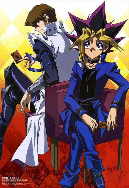 Kazuki Takahashi, Studio Gallop, Yu-Gi-Oh Duel Monsters, Yuugi Mutou, Yami Yuugi