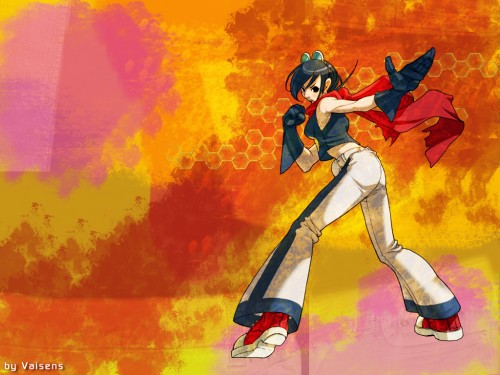 Falcoon, SNK, King of Fighters Wallpaper