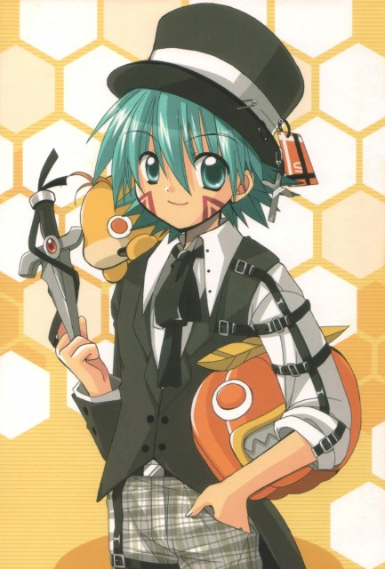 Rei Izumi, Bee Train, .hack//Legend of the Twilight, Grunty, Shugo Kunisaki