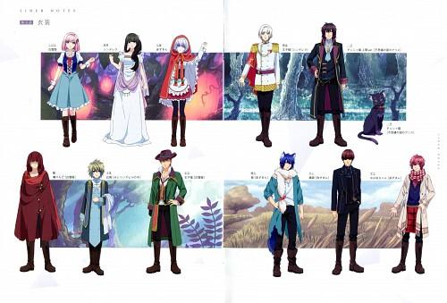 Kinema Citrus, NORN9, Masamune Tooya, Akito Shukuri, Senri Ichinose