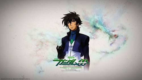 Sunrise (Studio), Mobile Suit Gundam 00, Setsuna F. Seiei Wallpaper