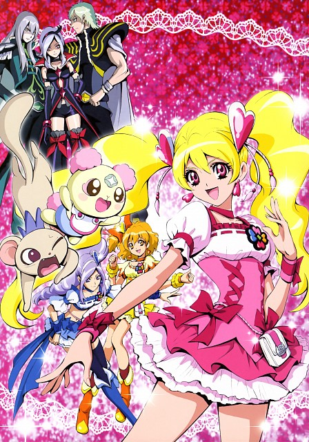 Futago Kamikita, Fresh Precure!, Futago Kamikita All Precure Illustration Collection, Eas, Cure Berry