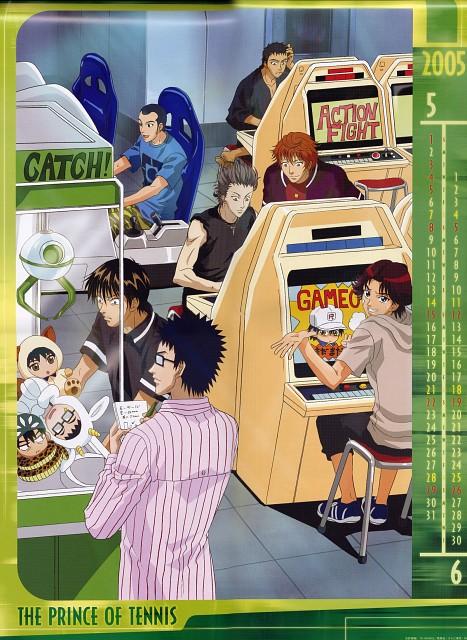 Takeshi Konomi, J.C. Staff, Prince of Tennis, Ryoma Echizen, Eiji Kikumaru