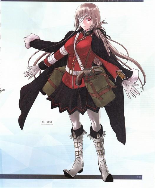 Keitarou Takahashi, TYPE-MOON, Aniplex, Fate/Grand Order, Florence Nightingale