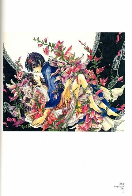 Ai Shinohara, Sanctuary (Artbook), Original