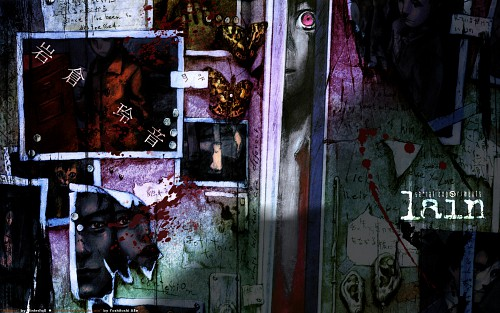 Yoshitoshi Abe, Serial Experiments Lain, Lain Iwakura Wallpaper