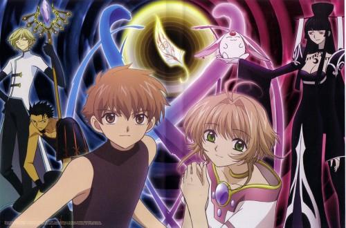 CLAMP, Bee Train, Tsubasa Reservoir Chronicle, Sakura Kinomoto, Mokona