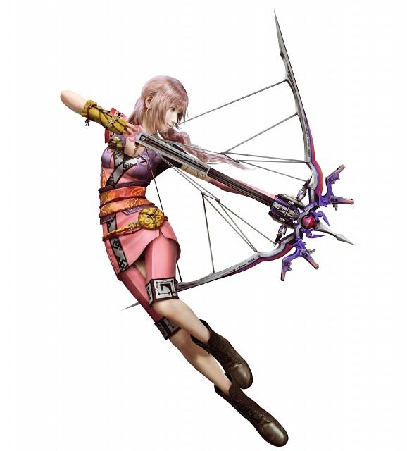 Square Enix, Final Fantasy XIII, Serah Farron
