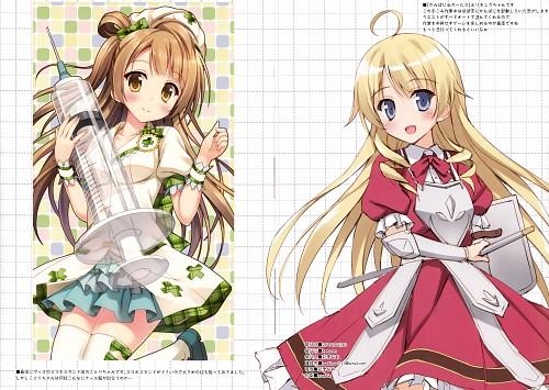 Nao Saeki, Pixel Note 3.5, Love Live! School Idol Project, Kotori Minami, Doujinshi