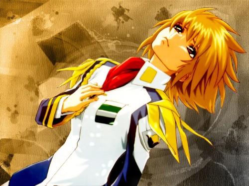 Sunrise (Studio), Mobile Suit Gundam SEED, Cagalli Yula Athha Wallpaper