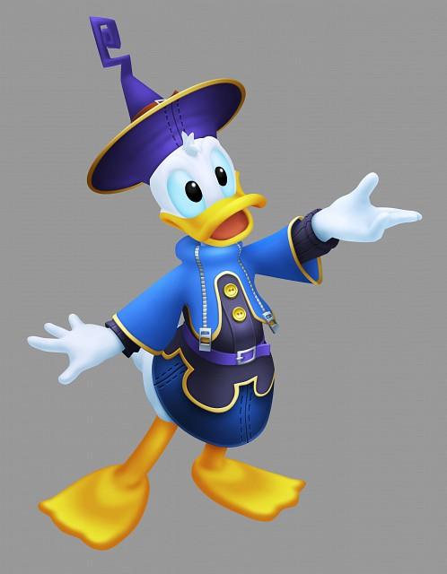 Square Enix, Kingdom Hearts, Donald Duck