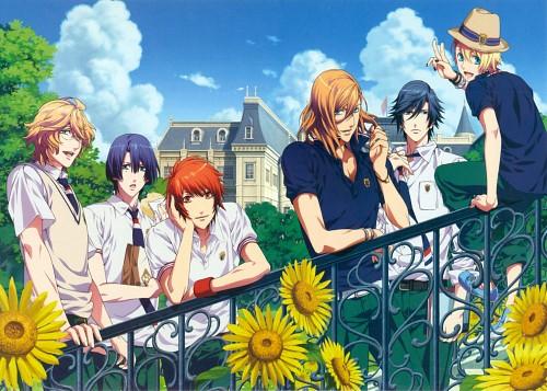 A-1 Pictures, Uta no Prince-sama, Otoya Ittoki, Tokiya Ichinose, Natsuki Shinomiya