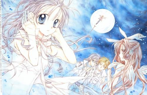Arina Tanemura, Full Moon wo Sagashite, Arina Tanemura Collection, Meroko Yui, Izumi Rio