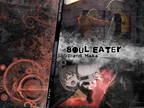 BONES, Soul Eater, Maka Albarn, Soul Evans Wallpaper