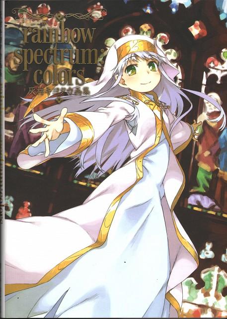 J.C. Staff, To Aru Majutsu no Index, Rainbow Spectrum: Colors, Index Librorvm Prohibitorvm