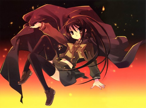 Noizi Ito, Shakugan no Shana, SO-U-EN, Shana