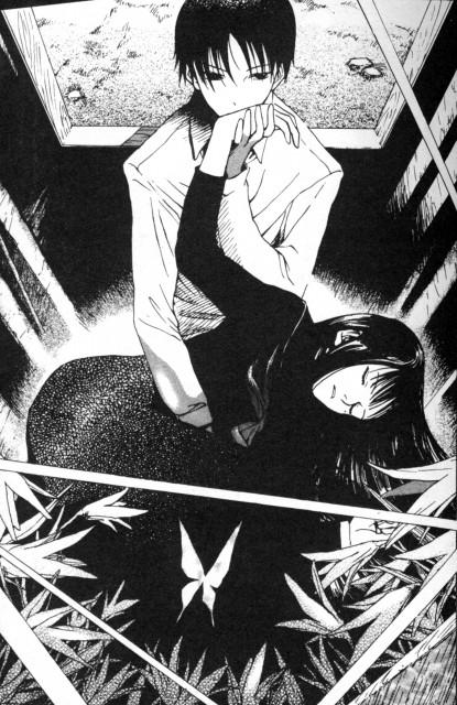 Kenji Ooiwa, Goth (Series), Yoru Morino, Itsuki Kamiyama