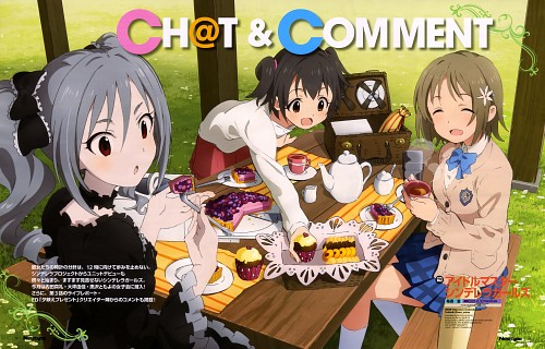 Aniplex, A-1 Pictures, Namco, Idol Master, Idol Master: Cinderella Girls