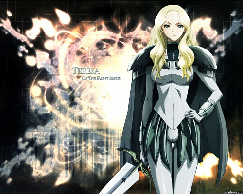 Claymore Wallpaper