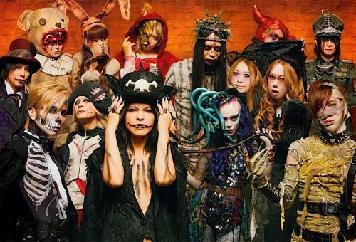 Hitsugi, Acid Black Cherry, Hyde (J-Pop Idol), Anna Tsuchiya