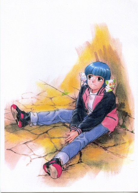 Akemi Takada, Studio Pierrot, Creamy Mami, Nega, Yu Morisawa
