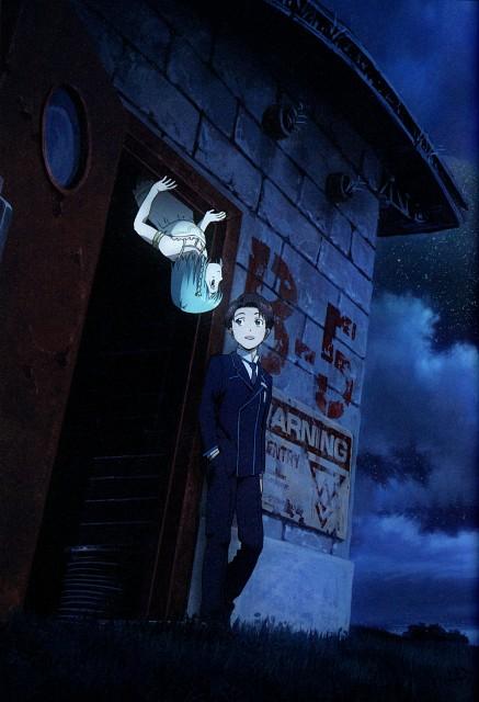 Asmik Ace Entertainment, Sakasama no Patema, Age (Sakasama no Patema), Patema