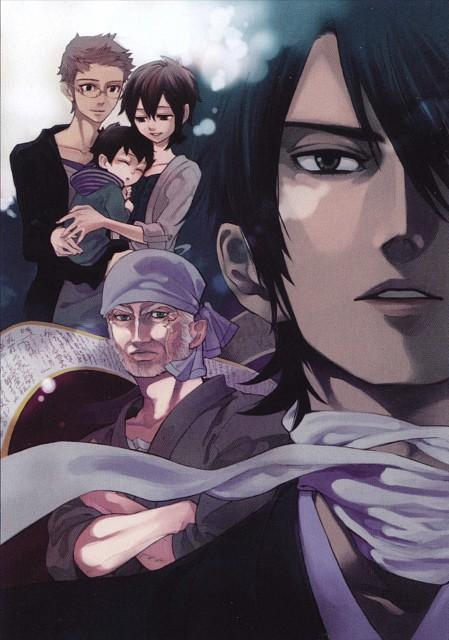 Yuuki Kamatani, J.C. Staff, Nabari no Ou, Tobari Durandal Kumohira, Miharu Rokujou