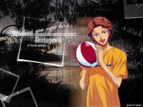 Takeshi Konomi, J.C. Staff, Prince of Tennis, Jirou Akutagawa Wallpaper