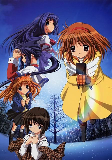 Hinoue Itaru, Kazumi Ikeda, Kyoto Animation, Key (Studio), Kanon