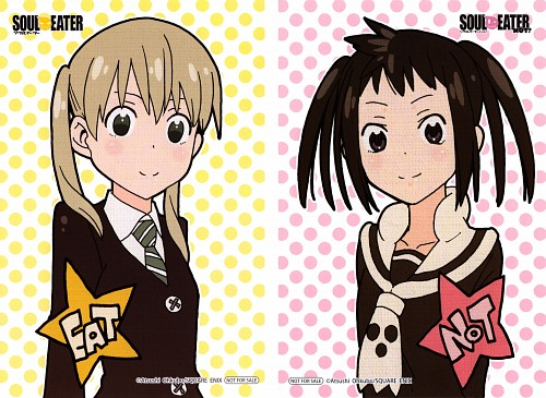 Atsushi Okubo, Soul Eater Not!, Tsugumi Harudori, Maka Albarn