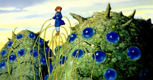 Studio Ghibli, Nausicaa of the Valley of the Wind, Teto (Nausicaa), Nausicaa