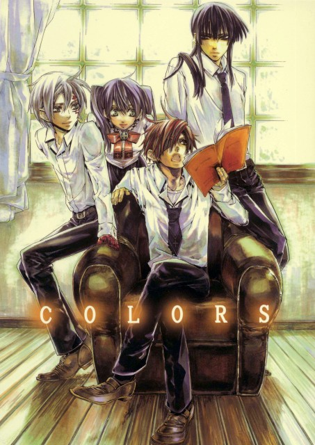 D Gray-Man, Yu Kanda, Lavi, Lenalee Lee, Allen Walker