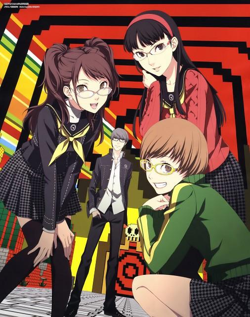 Shigenori Soejima, Shuuji Sogabe, Anime International Company, Atlus, Shin Megami Tensei: Persona 4