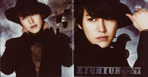 Kyuhyun, Super Junior